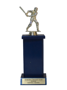 Senior Batting Trophy