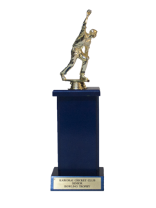 Senior Bowling Trophy