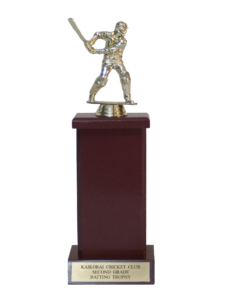 2nd Grade Batting Trophy